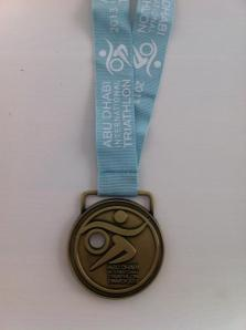 Tri Medal